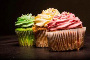 Cupcake là phiên bản tí hon của bánh kem