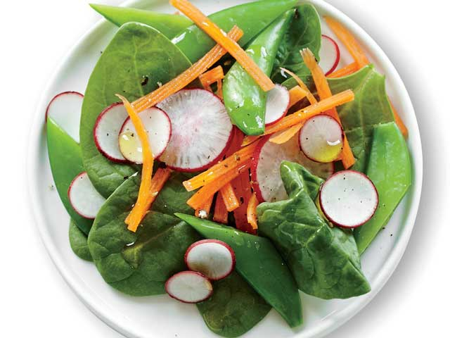 salad spinach