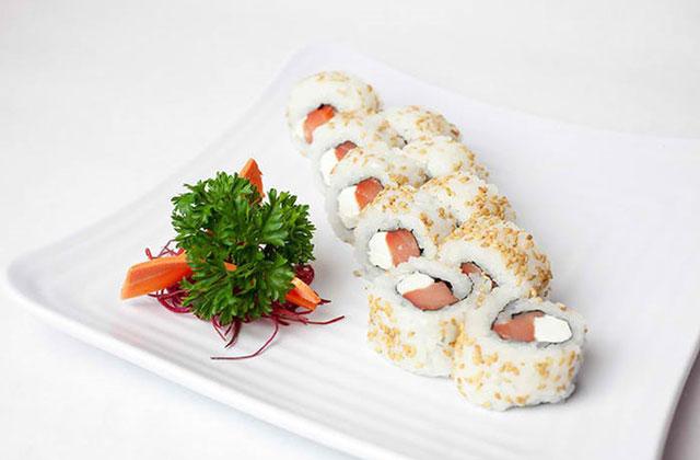 Sushi cuộn Philadelphia